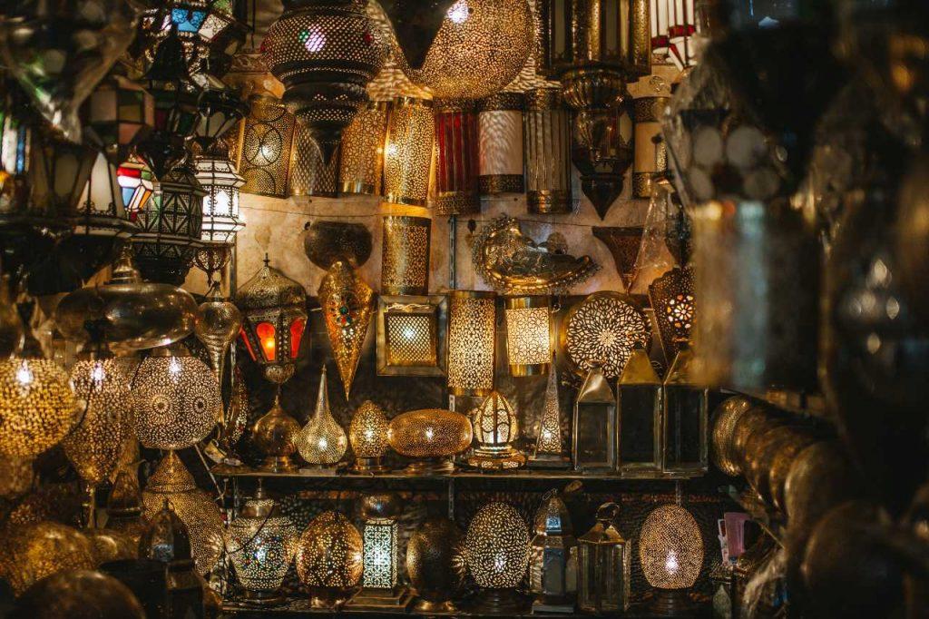 interieurschatten-marrakech-lampen